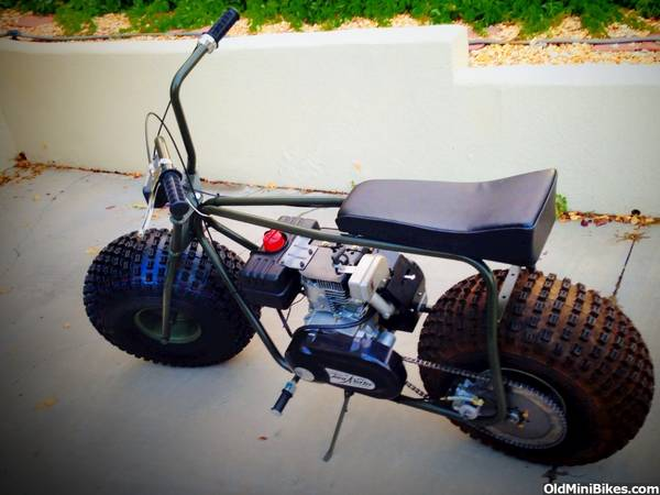Fat Tire Bikes Oldminibikescom