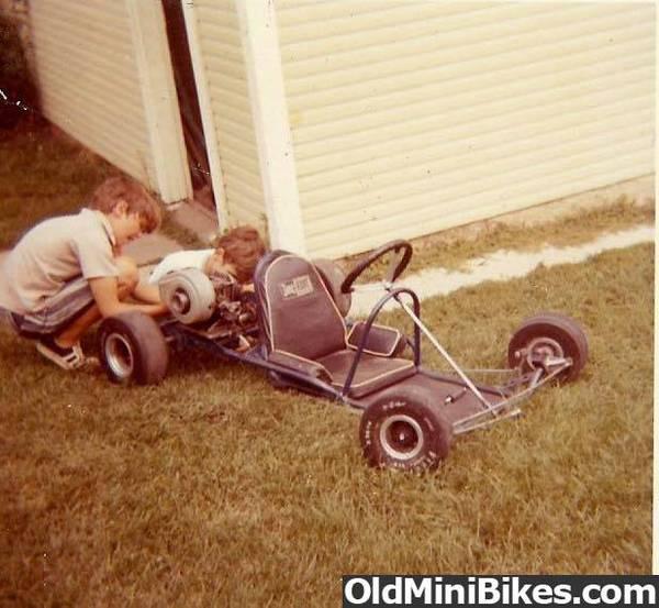 VINTAGE Racing Go Karts | Page 16 | OldMiniBikes com