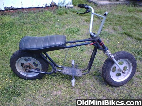 Help With Mini Bike Engine Model-PIC - MyTractorForum.com - The ...