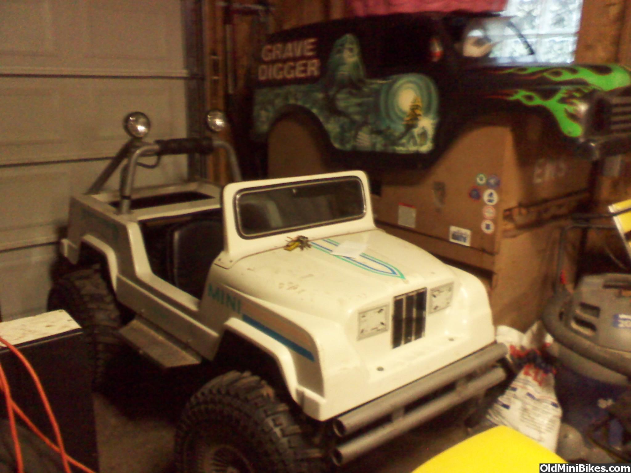 Mini Monster Truck Go Kart Frame   Frameswalls org