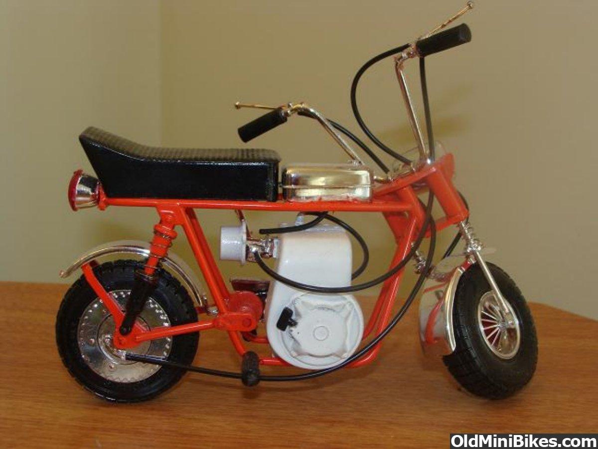 Model 1969 Rupp Roadster