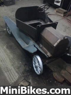 Mini Model T Go Kart Parts