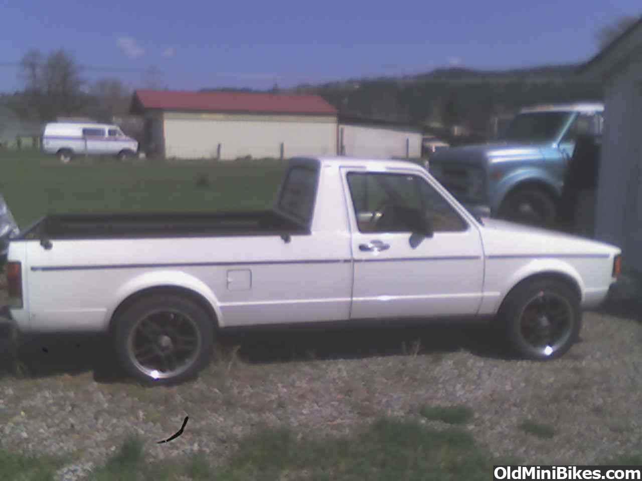 vintage vw truck