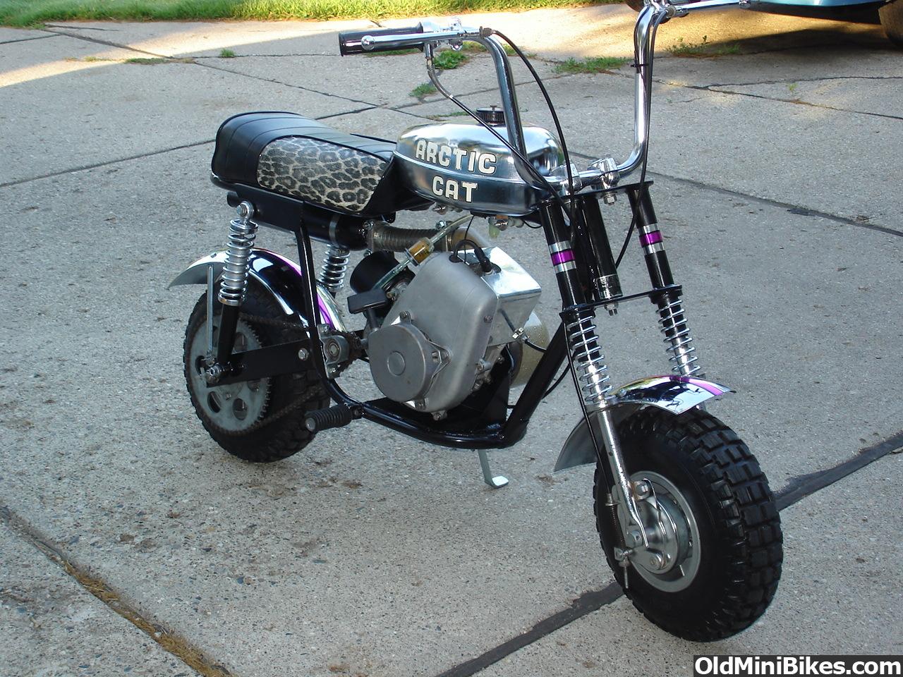 Coolest Mini Bikes