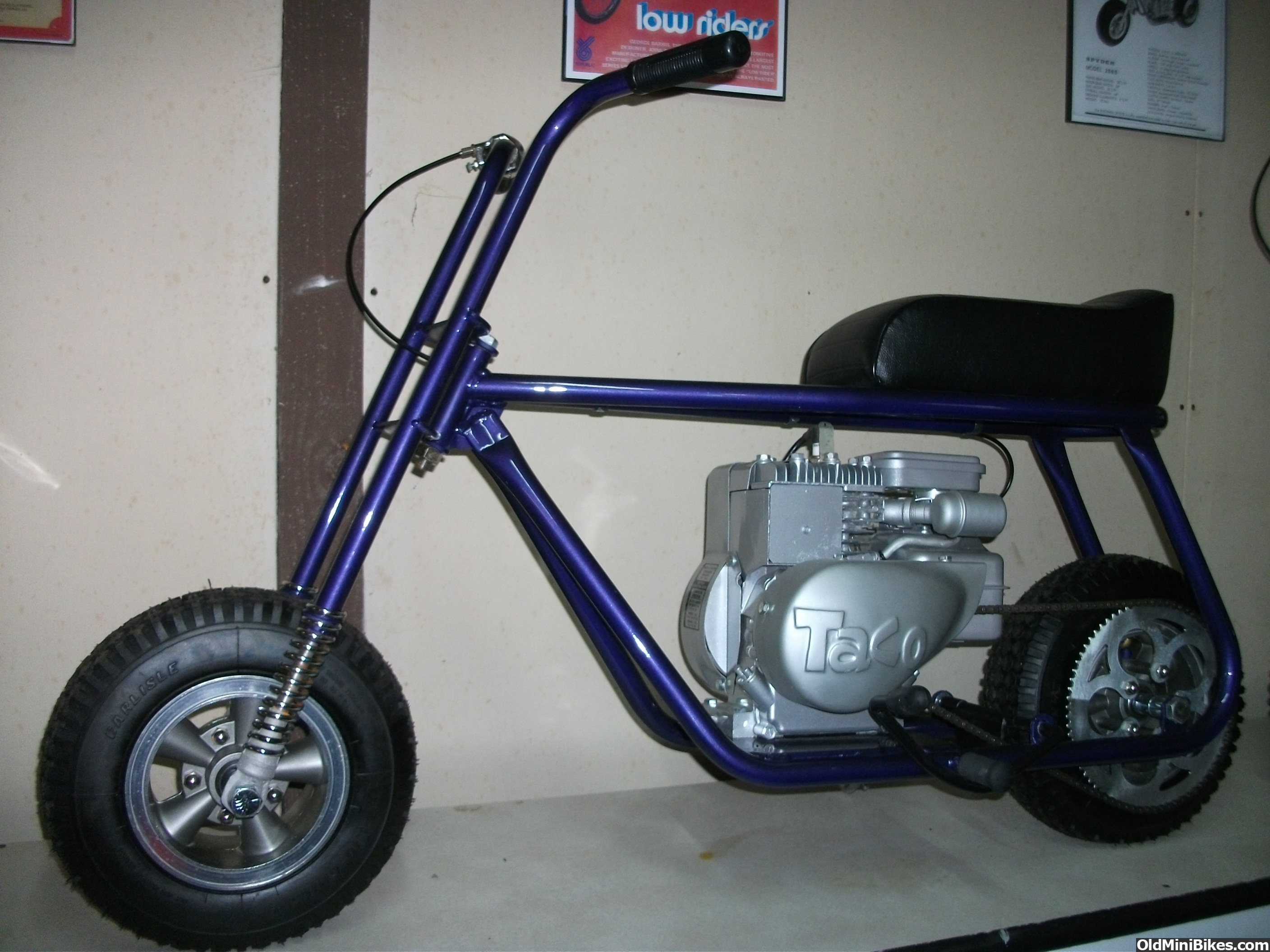 Bikes On Craigslist In San Diego Taco Mini Bike