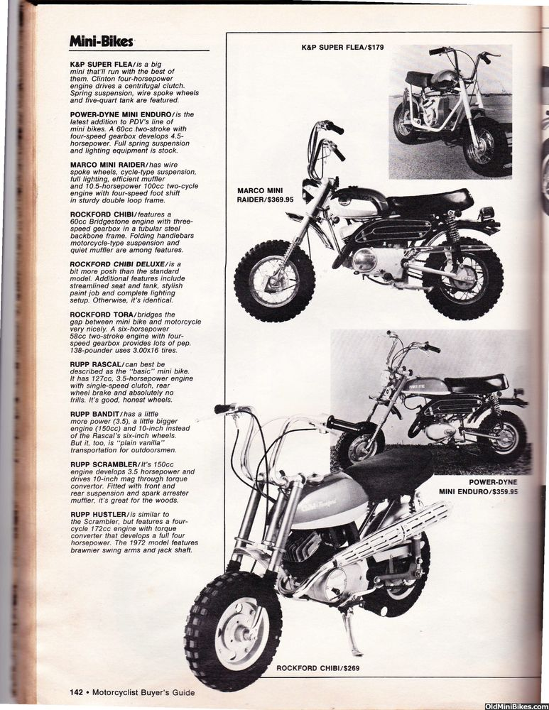 another mystery | OldMiniBikes com