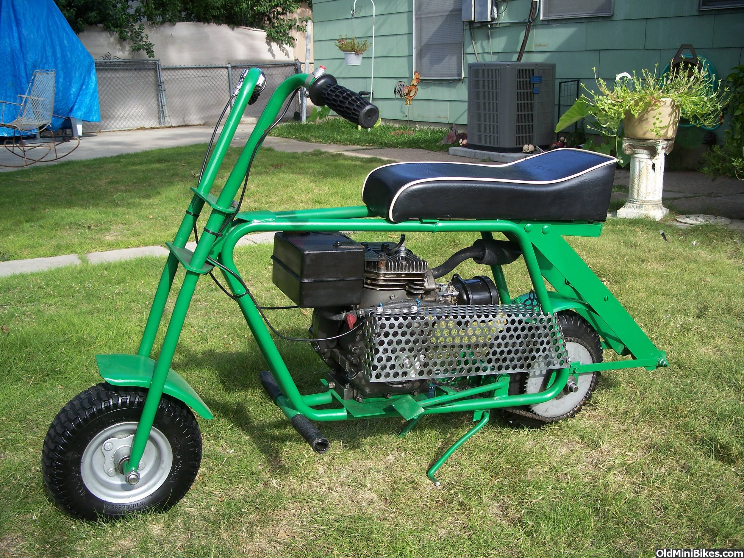 lawn mower engine on pocket bike. Black Bedroom Furniture Sets. Home Design Ideas