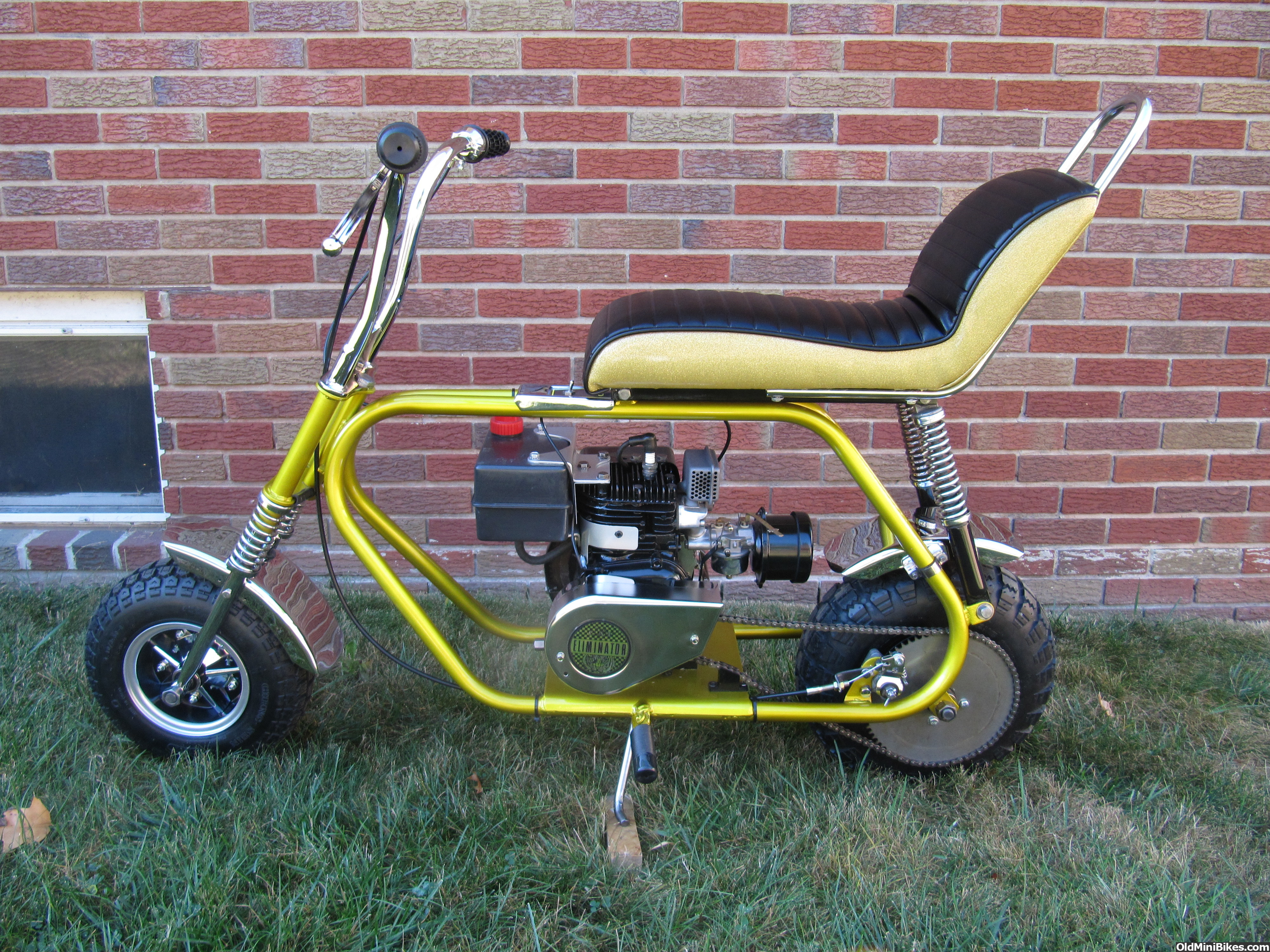 Cat Eliminator Mini Bike Seat : Quot before and after pics page
