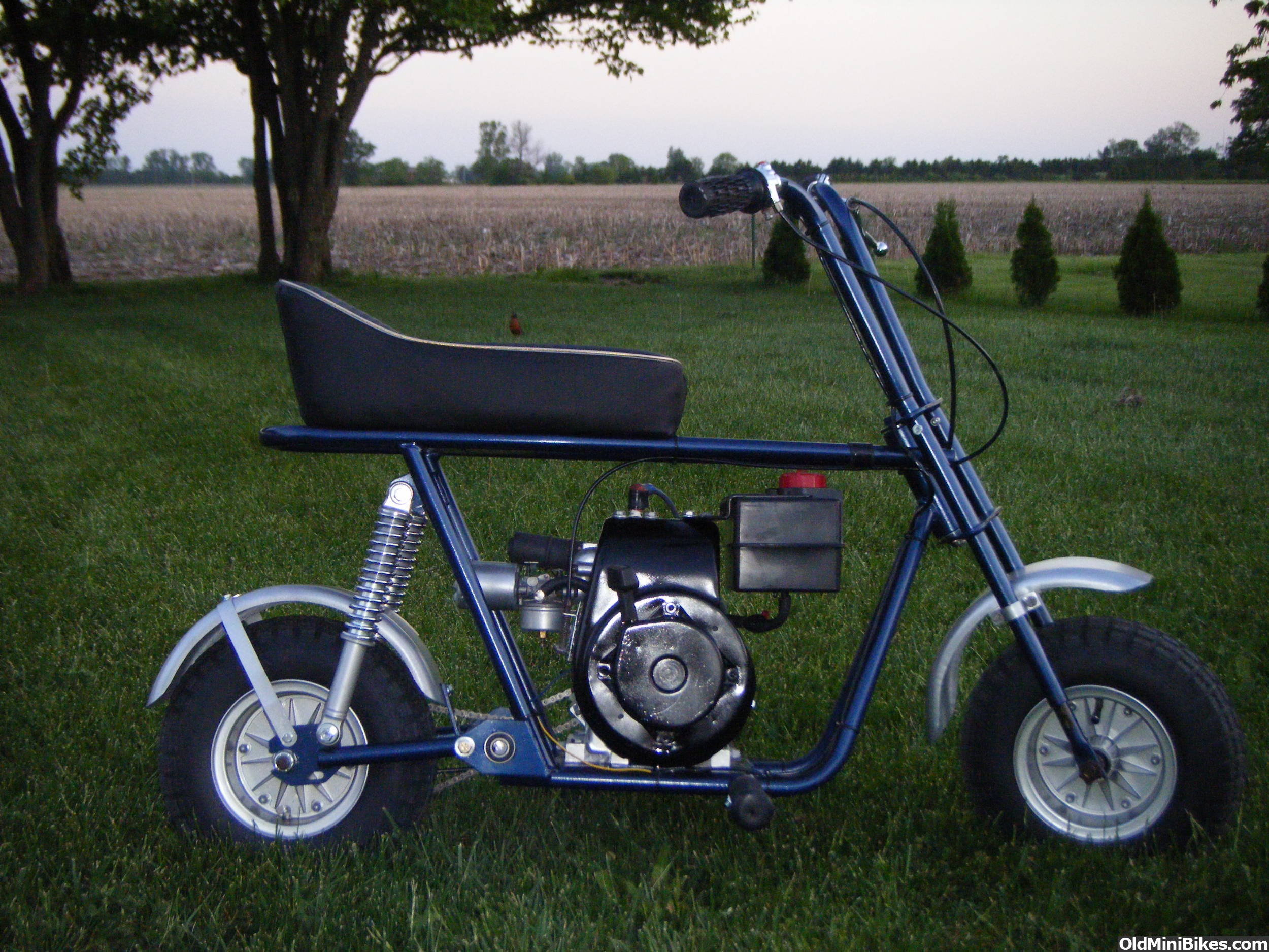 Vintage rupp mini bike