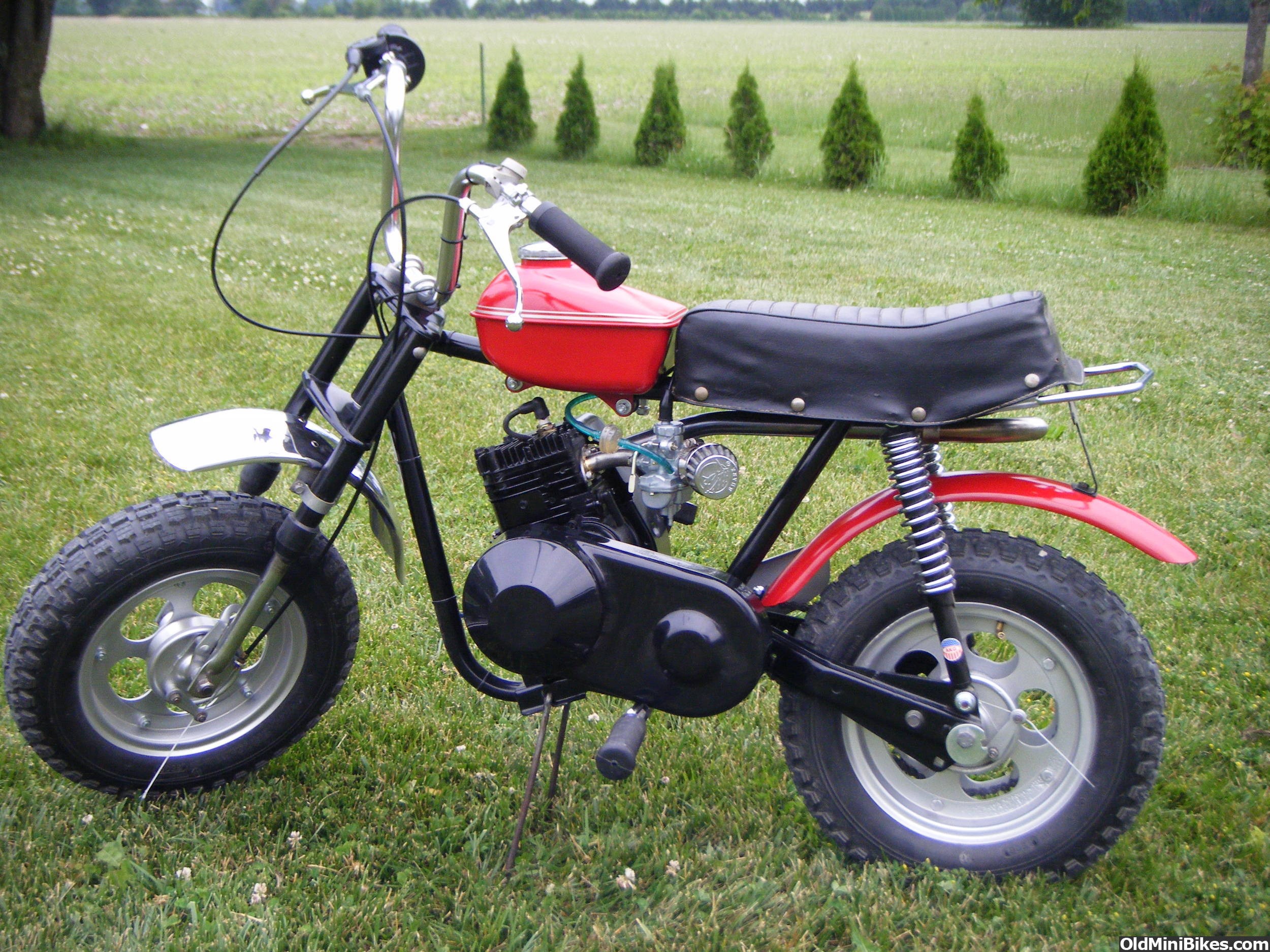 What is this wheel? - OldMiniBikes.com Forum