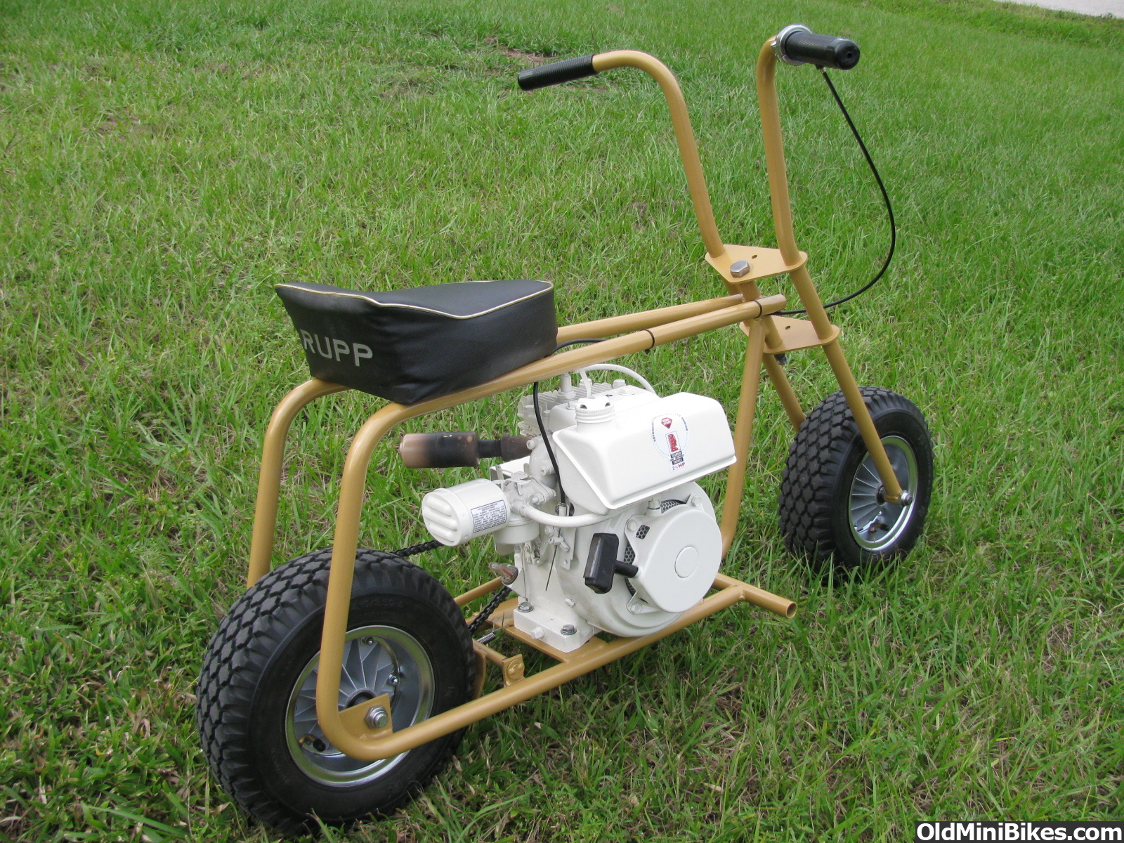 Mid 60 S Rupp Econocycle Cub Finished