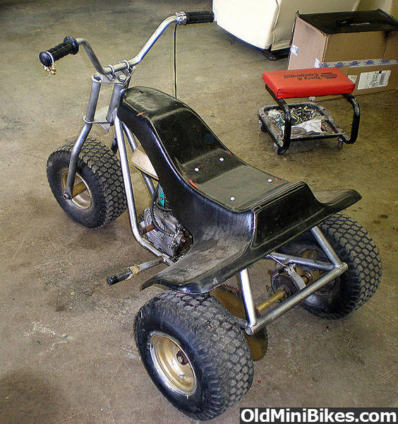 3 Wheel Mini Bike : Manco three wheeler autos post