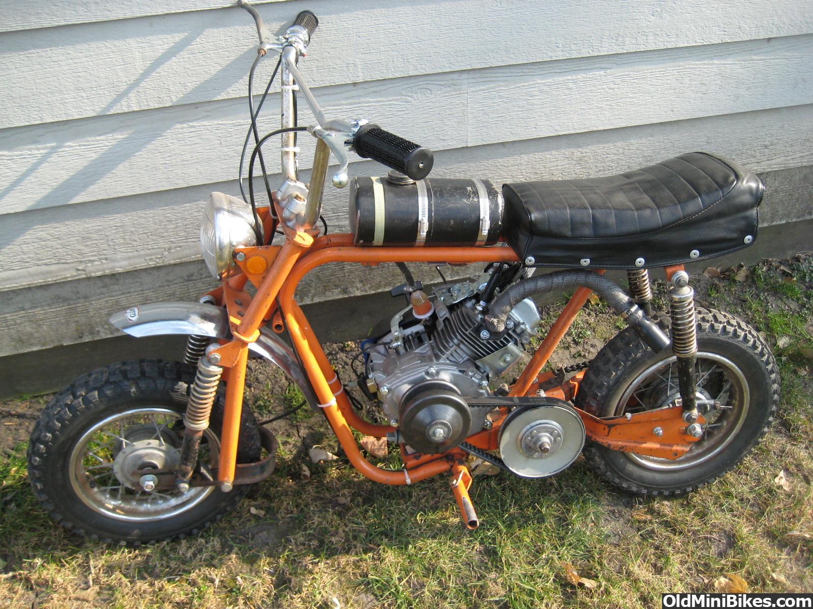 Mtd Mini Bike : Mtd mini cycle model c i need your help