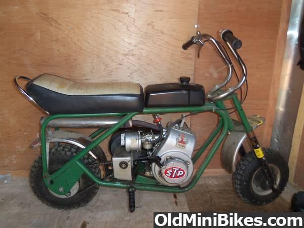 Mtd Mini Bike : All original survivors page oldminibikes forum