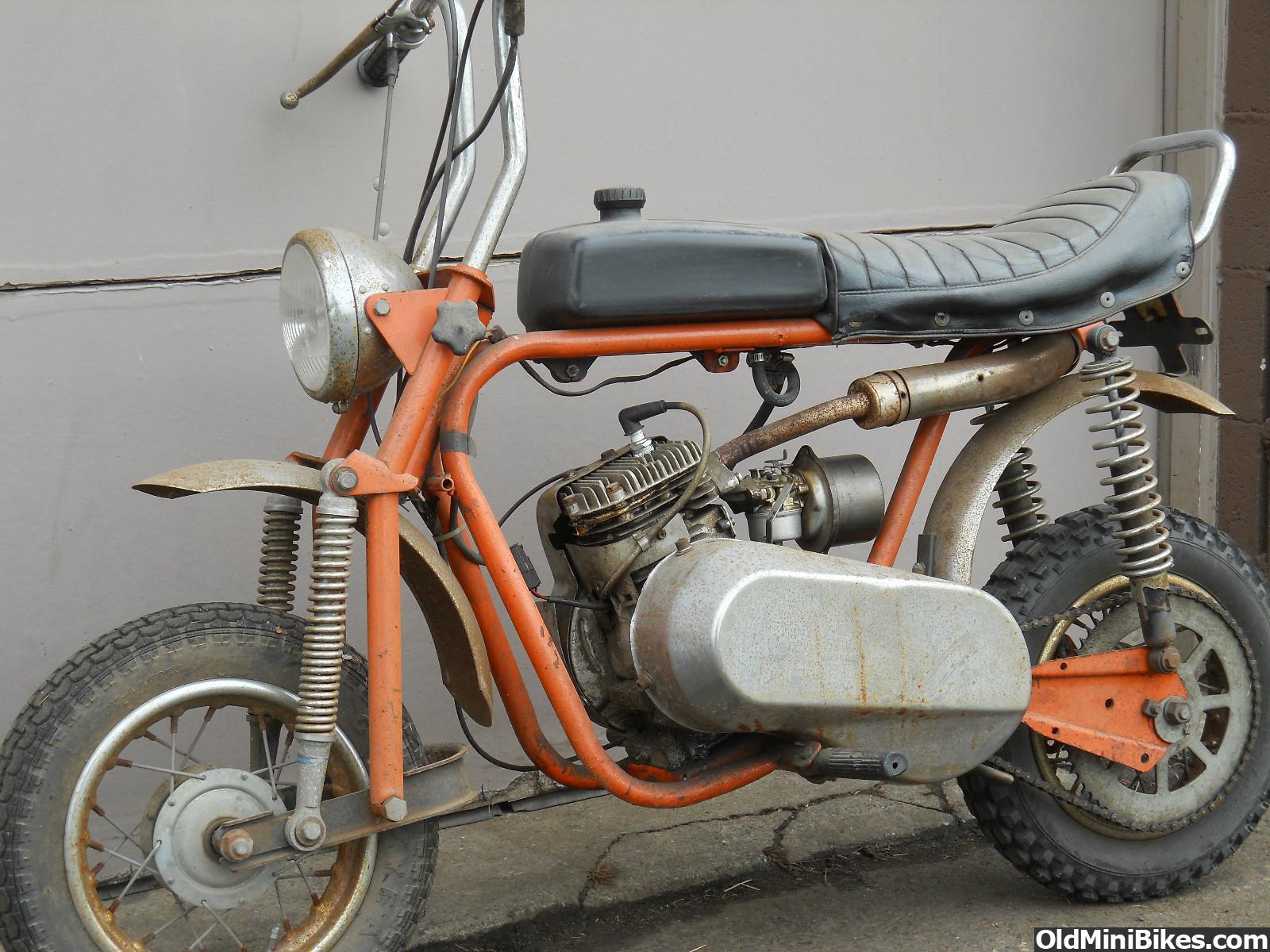 Mtd Mini Bike : All original survivors page