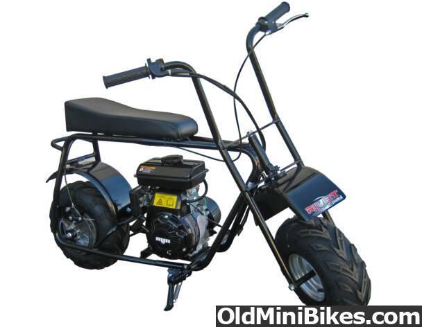 New Mini bike out-THE RIVET