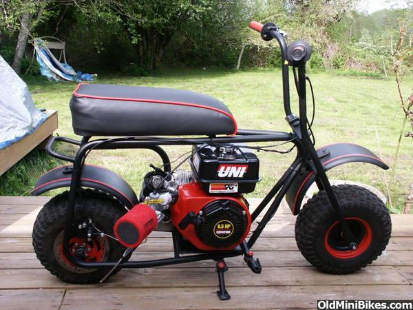 Doodlebug Mini Bike