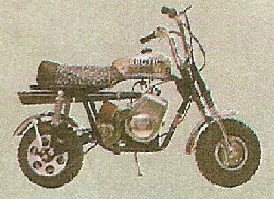 1971 Arctic Cat Screamer