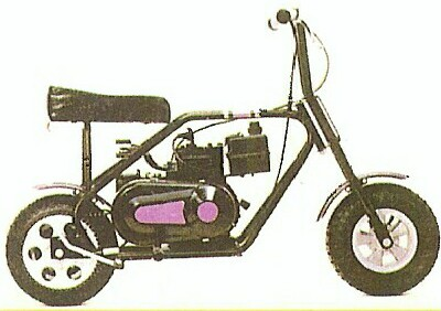 1972 Arctic Cat Scout
